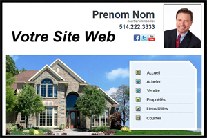 site web courtier immobilier